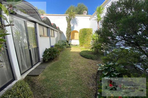 Foto de casa en venta en venta de casa/oficina toluca 1, francisco murguía el ranchito, toluca, méxico, 18898500 No. 40
