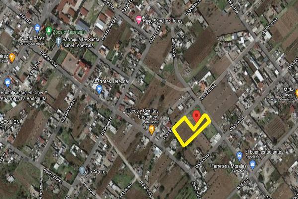 Foto de terreno habitacional en venta en venta de solar urbano 3, 307m2 en acajete santa isabel tepetzala , santo entierro, acajete, puebla, 0 No. 06