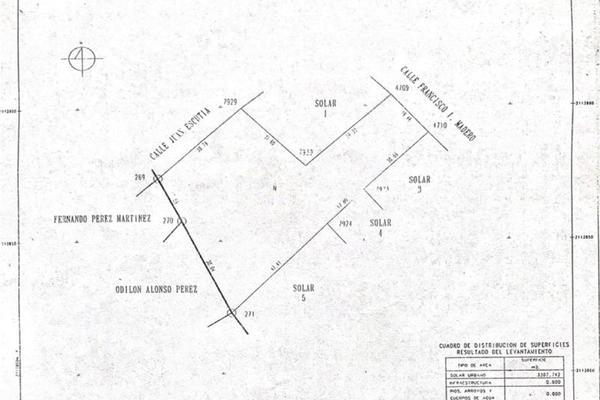 Foto de terreno habitacional en venta en venta de solar urbano 3, 307m2 en acajete santa isabel tepetzala , santo entierro, acajete, puebla, 0 No. 07