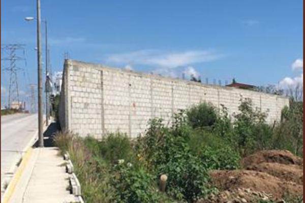 Foto de terreno habitacional en venta en venta de terreno semiurbano 1005m en boulevard las torres , san martinito, san andrés cholula, puebla, 5402977 No. 04