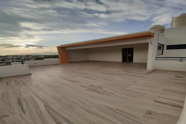 Foto de departamento en renta en  , ventura puente, morelia, michoacán de ocampo, 17000891 No. 04