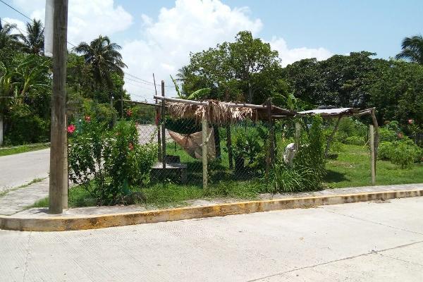 Foto de terreno habitacional en venta en venustiano carranza , miramar, tampico alto, veracruz de ignacio de la llave, 3689476 No. 02