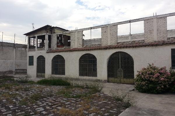 Foto de terreno habitacional en venta en venustiano carranza 16 , san pablo de las salinas, tultitlán, méxico, 0 No. 01