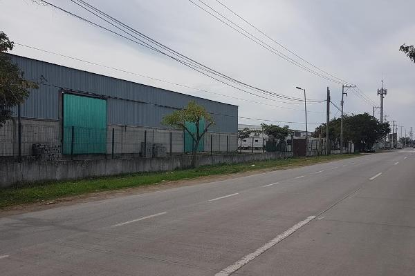 Foto de nave industrial en renta en  , venustiano carranza, altamira, tamaulipas, 12837831 No. 02