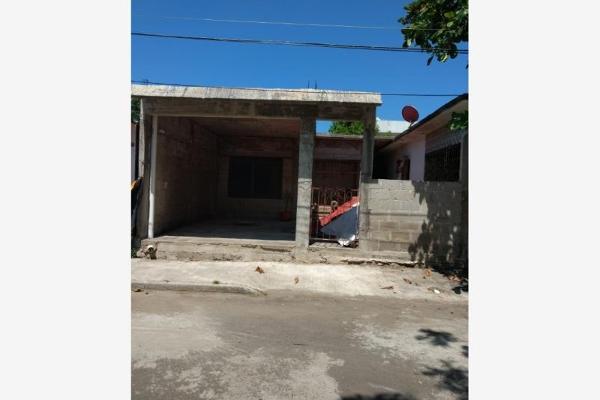 Foto de terreno habitacional en venta en  , venustiano carranza, boca del río, veracruz de ignacio de la llave, 8841199 No. 01