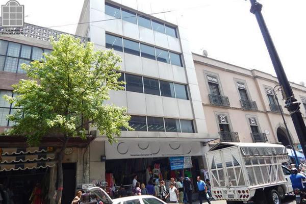 Foto de edificio en venta en venustiano carranza , centro (área 6), cuauhtémoc, df / cdmx, 5855176 No. 01