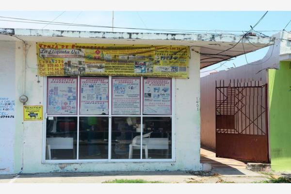 Foto de edificio en venta en  , veracruz centro, veracruz, veracruz de ignacio de la llave, 8443071 No. 01