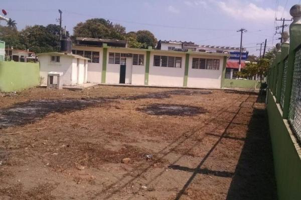 Foto de terreno habitacional en venta en  , veracruz centro, veracruz, veracruz de ignacio de la llave, 8898568 No. 01