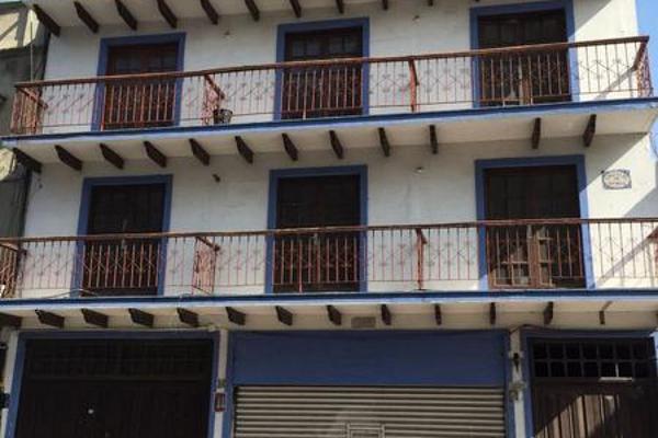 Foto de edificio en renta en  , delegación política benito juárez, benito juárez, df / cdmx, 7218853 No. 01