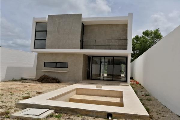 Foto de casa en venta en  , verde limón conkal, conkal, yucatán, 10075342 No. 02