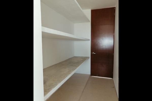 Foto de casa en venta en  , verde limón conkal, conkal, yucatán, 10075342 No. 06