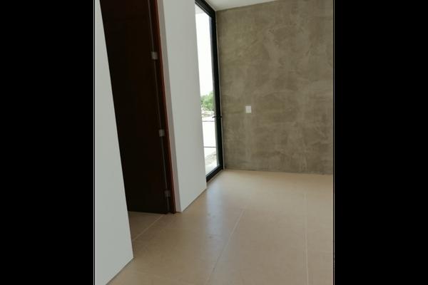 Foto de casa en venta en  , verde limón conkal, conkal, yucatán, 10075342 No. 14