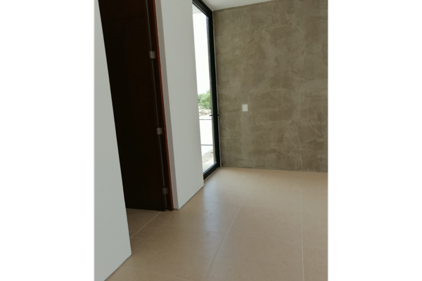 Foto de casa en venta en  , verde limón conkal, conkal, yucatán, 10075342 No. 19