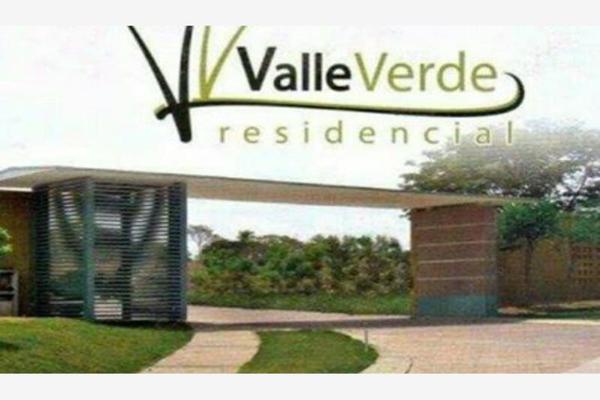 Foto de terreno habitacional en venta en  , verde valle, villa de álvarez, colima, 8574029 No. 01