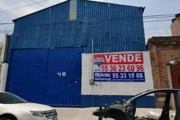 Foto de terreno habitacional en venta en verdi , peralvillo, cuauhtémoc, df / cdmx, 17866888 No. 02