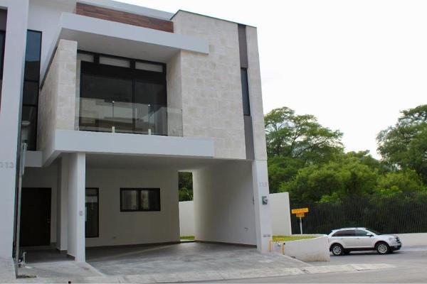 Foto de casa en renta en vereda de albatros 100, villas de la hacienda, monterrey, nuevo león, 0 No. 01
