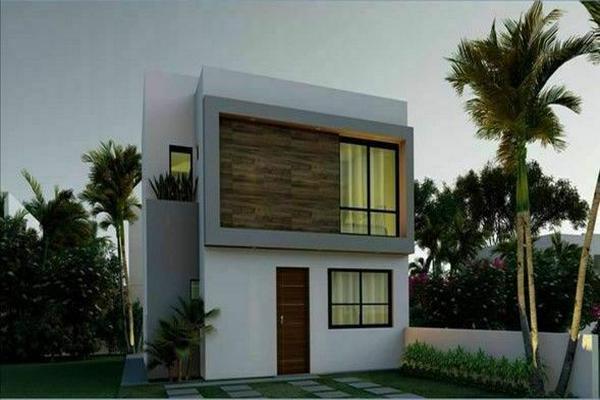 Foto de casa en venta en veredas del mar , vista del mar, mazatlán, sinaloa, 20455865 No. 01