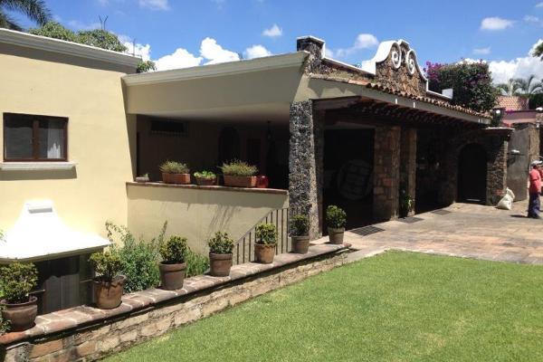 Foto de casa en venta en vergel 18, las palmas, cuernavaca, morelos, 11436467 No. 02