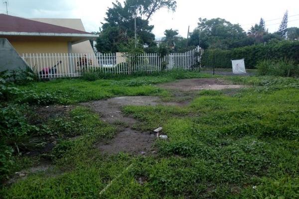 Foto de terreno habitacional en venta en  , vergeles de oaxtepec, yautepec, morelos, 7960046 No. 01