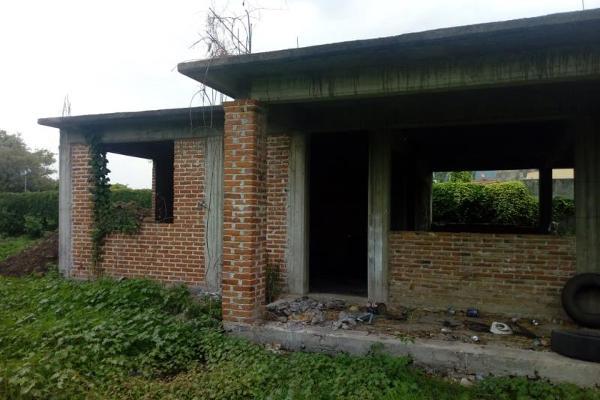 Foto de terreno habitacional en venta en  , vergeles de oaxtepec, yautepec, morelos, 7960046 No. 02