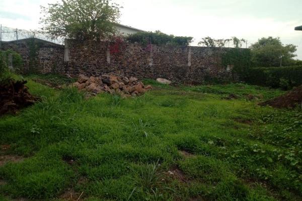 Foto de terreno habitacional en venta en  , vergeles de oaxtepec, yautepec, morelos, 7960046 No. 04