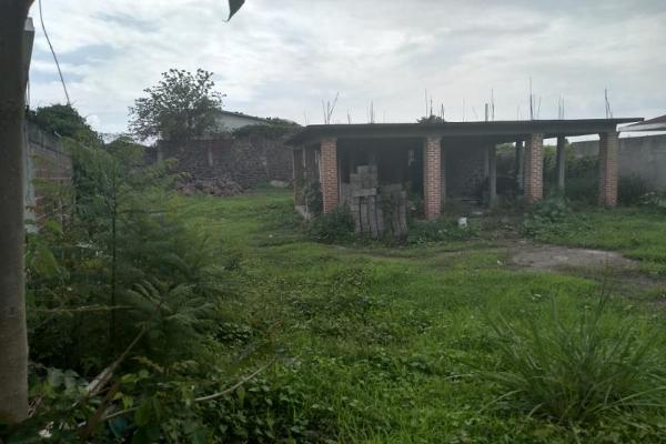 Foto de terreno habitacional en venta en  , vergeles de oaxtepec, yautepec, morelos, 7960046 No. 05