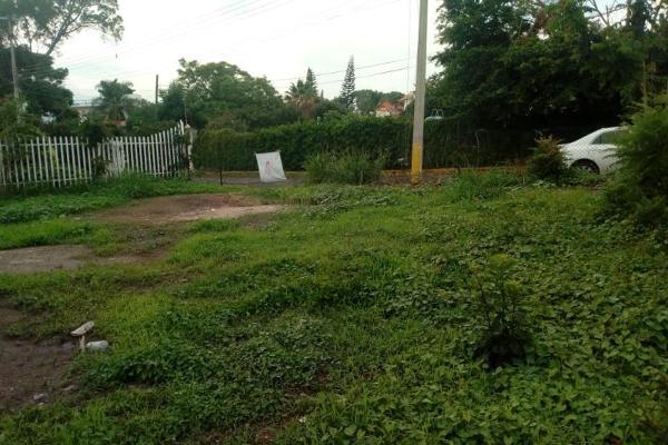 Foto de terreno habitacional en venta en  , vergeles de oaxtepec, yautepec, morelos, 7960046 No. 06