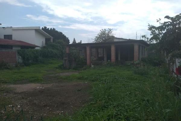 Foto de terreno habitacional en venta en  , vergeles de oaxtepec, yautepec, morelos, 7960046 No. 07