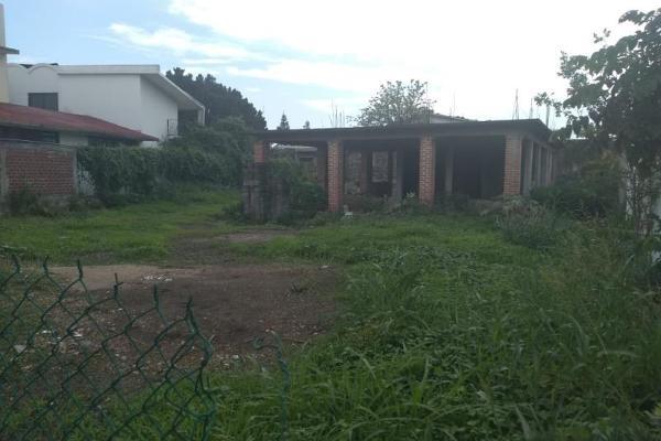 Foto de terreno habitacional en venta en  , vergeles de oaxtepec, yautepec, morelos, 7960046 No. 09