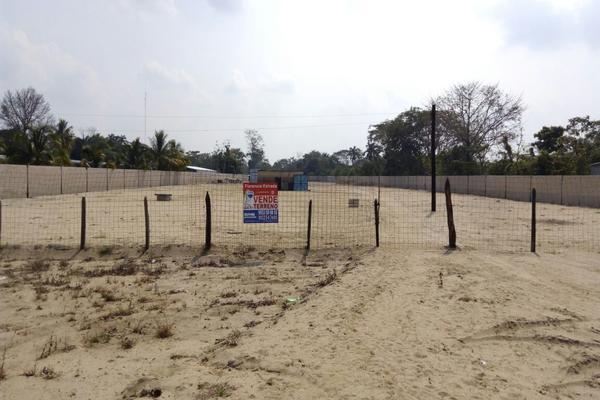 Foto de terreno comercial en venta en vhsa-cardenas , gonzalez 1a secc, centro, tabasco, 5339298 No. 01
