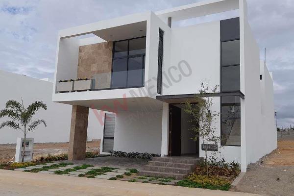 Foto de casa en venta en via artemisa, residencial soles 1805, villa marina, mazatlán, sinaloa, 9919138 No. 01