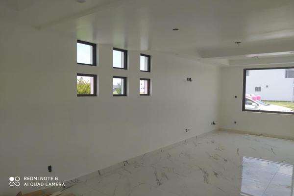 Foto de casa en venta en vía cervera 27, casa del valle, metepec, méxico, 17245084 No. 03