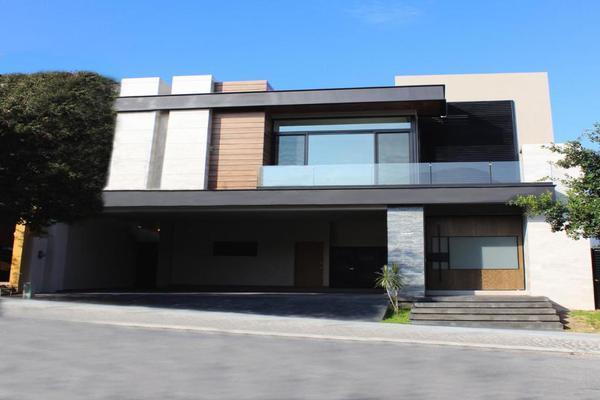 Foto de casa en venta en via cordillera , residencial cordillera, santa catarina, nuevo león, 0 No. 01