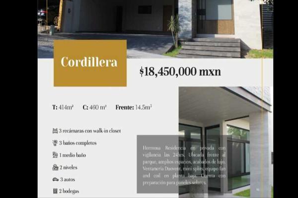 Foto de casa en venta en via cordillera , residencial cordillera, santa catarina, nuevo león, 13341925 No. 08