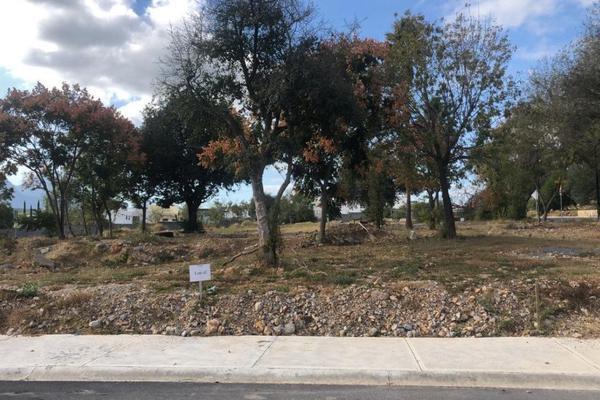 Foto de terreno habitacional en venta en vía los alamos , rincón de los cristales, apodaca, nuevo león, 18397719 No. 10