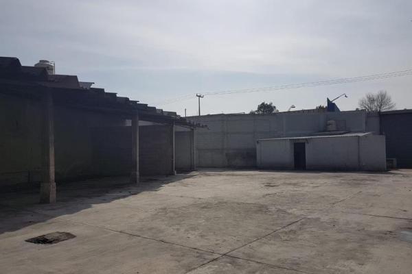 Foto de terreno comercial en renta en vía morelos 1, cuauhtémoc xalostoc, ecatepec de morelos, méxico, 5906784 No. 08