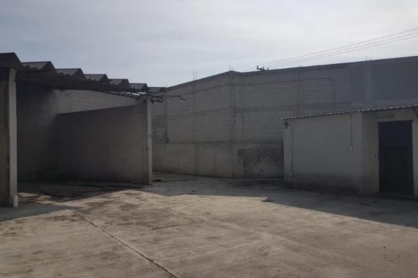 Foto de terreno comercial en renta en vía morelos 1, cuauhtémoc xalostoc, ecatepec de morelos, méxico, 5906784 No. 09