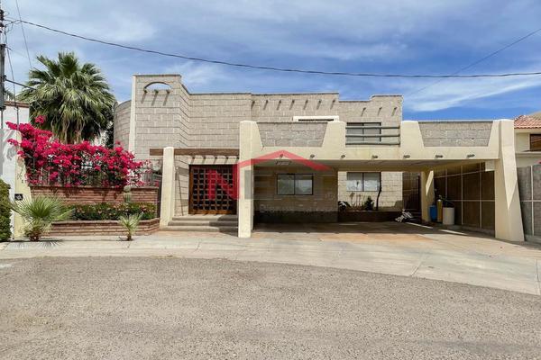 Foto de casa en venta en via palomar 27, la paloma residencial i, hermosillo, sonora, 0 No. 01