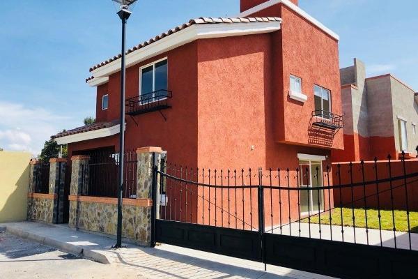 Foto de casa en venta en via real , ojo de agua, tecámac, méxico, 14035323 No. 03