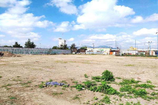 Foto de terreno comercial en renta en via real , ojo de agua, tecámac, méxico, 7307251 No. 01