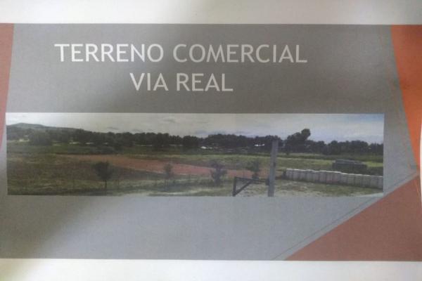 Foto de terreno comercial en renta en via real , san francisco cuautliquixca, tecámac, méxico, 14231584 No. 01