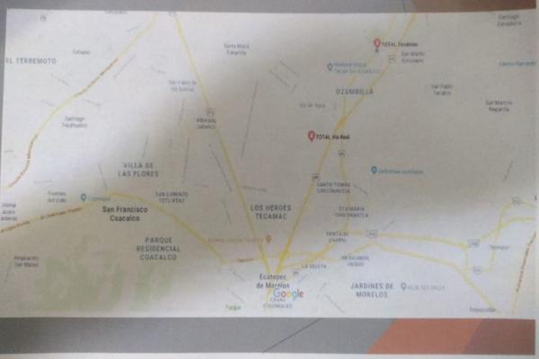 Foto de terreno comercial en renta en via real , san francisco cuautliquixca, tecámac, méxico, 14231584 No. 02