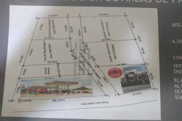 Foto de terreno comercial en renta en via real , san francisco cuautliquixca, tecámac, méxico, 14231584 No. 04
