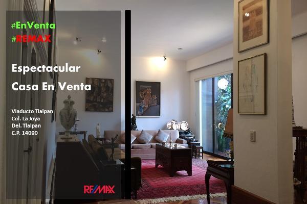 Foto de casa en venta en viaducto tlalpan , la joya, tlalpan, df / cdmx, 3246807 No. 01