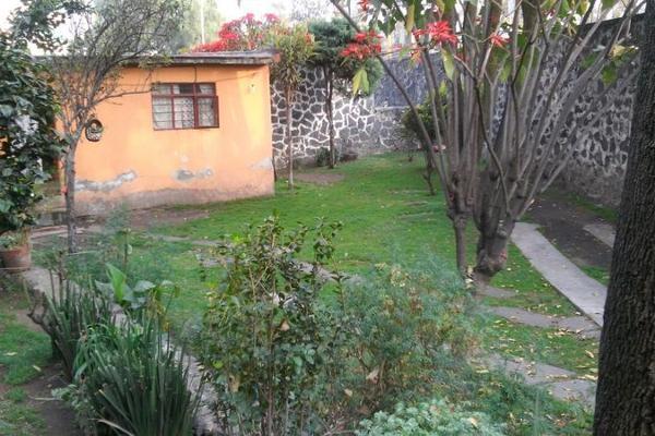 Foto de terreno habitacional en venta en viaducto tlalpan , la joya, tlalpan, distrito federal, 2729904 No. 09