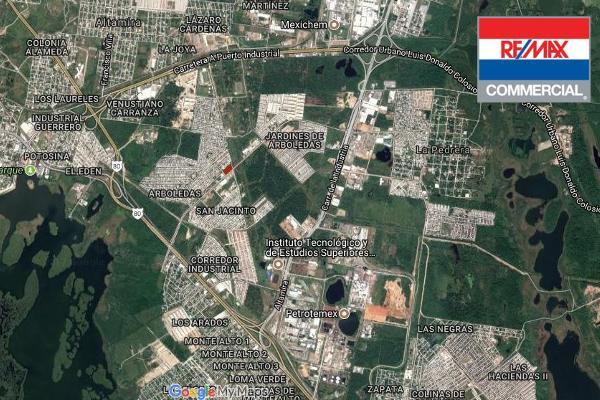 Foto de terreno comercial en renta en viaidad pd , arboledas, altamira, tamaulipas, 3727560 No. 06