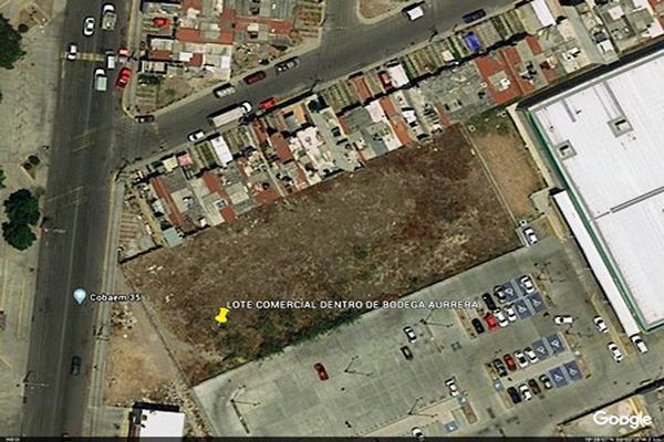 Foto de terreno comercial en renta en vialidad mexiquense | , los héroes tecámac ii, tecámac, méxico, 15160665 No. 01