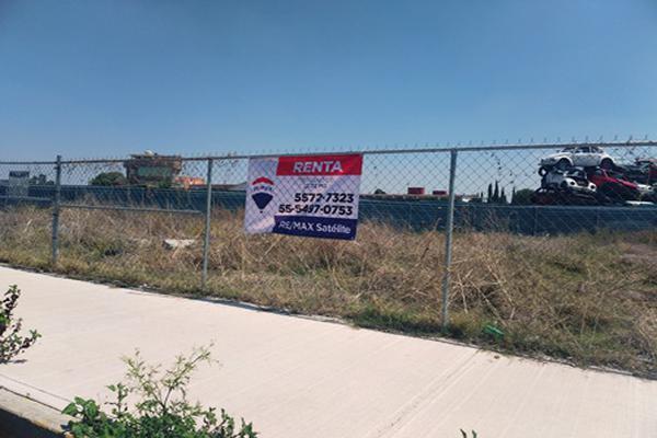 Foto de terreno comercial en renta en vialidad mexiquense | , los héroes tecámac ii, tecámac, méxico, 15160665 No. 03