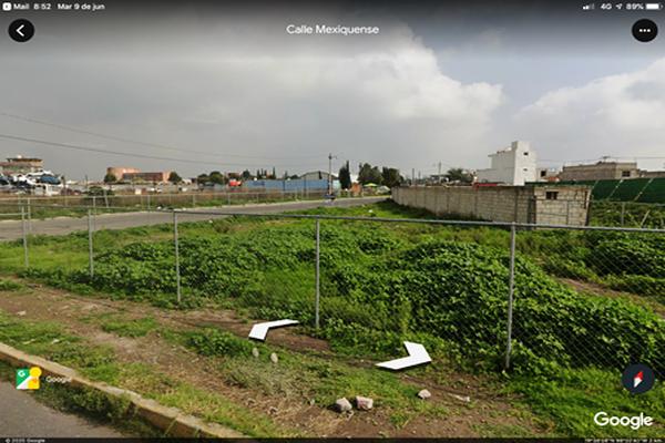 Foto de terreno comercial en renta en vialidad mexiquense | , los héroes tecámac ii, tecámac, méxico, 15160665 No. 07