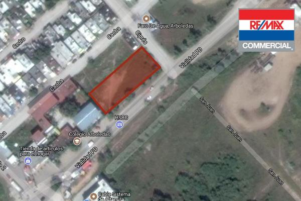 Foto de terreno comercial en renta en vialidad pd , arboledas, altamira, tamaulipas, 3727561 No. 02